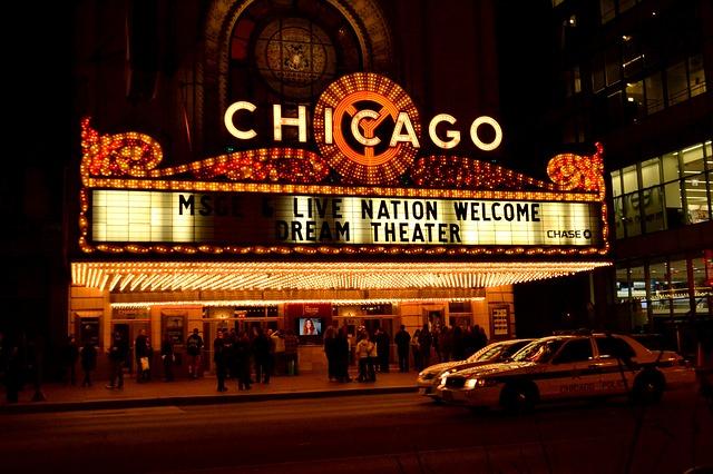 cinema vintage di chicago