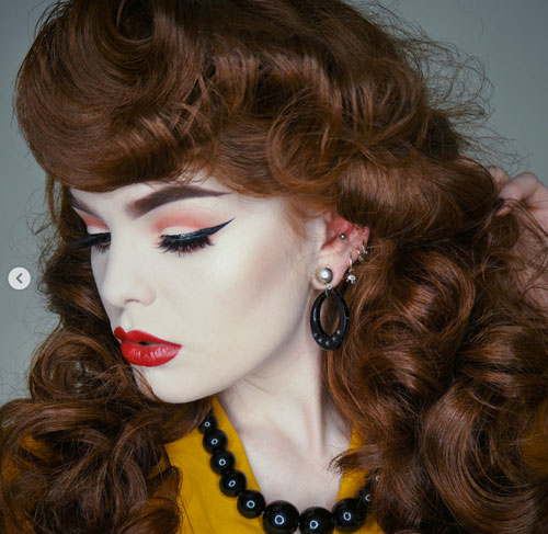 alla scoperta del make up vintage