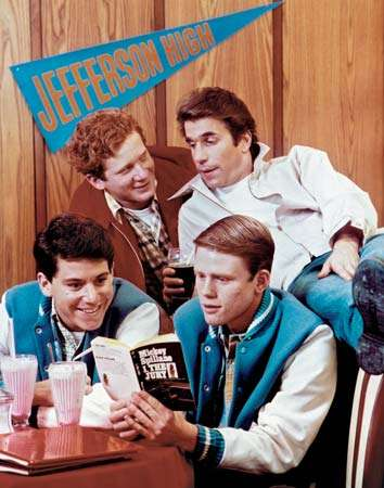happy days serie televisiva