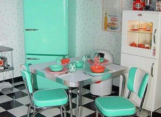 idee casa in stile anni 50