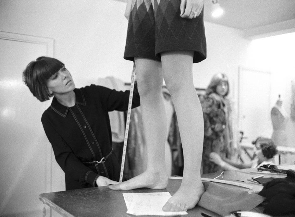 mary quant e l'invenzione della minigonna