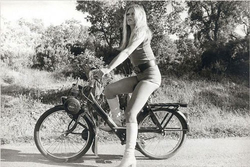 Short Brigitte Bardot anni 60