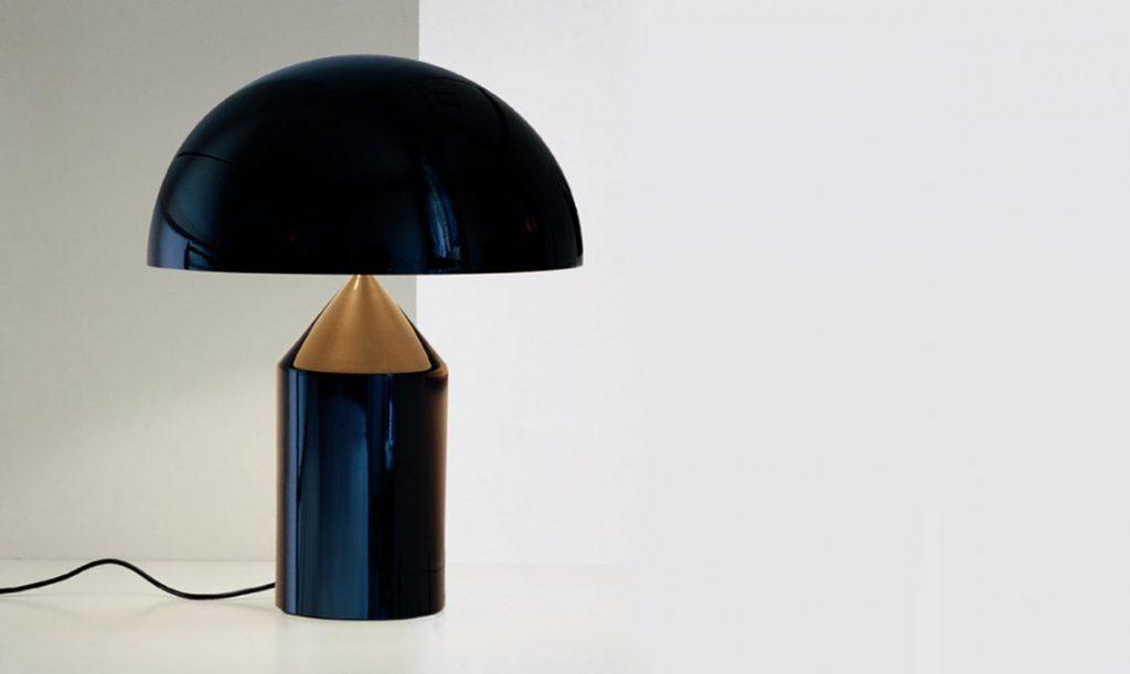 lampada realizzato da vico magristretti negli anni 60