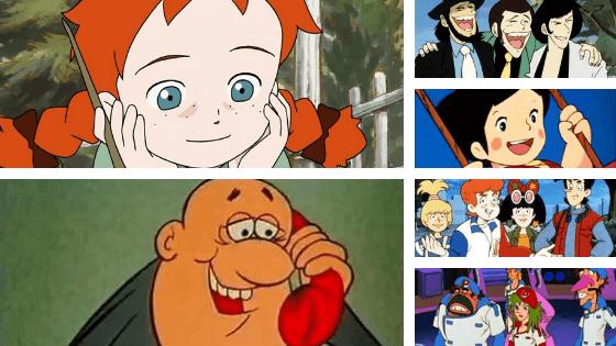 i migliori cartoni animati dagli anni 70 agli anni 90