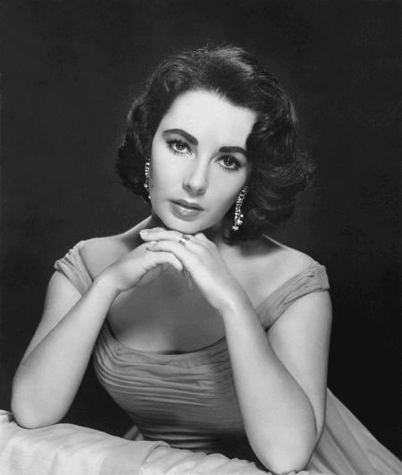 Elizabeth Taylor icona anni 50