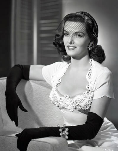 Jane Russell icona diva anni 50