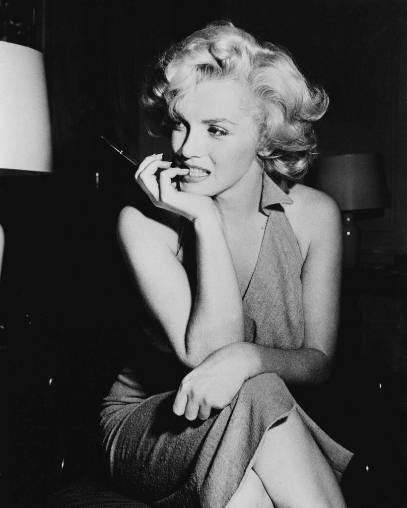 marilyn monroe anni 50