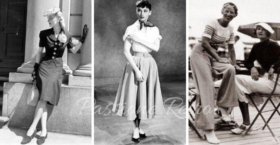Moda anni 30, alla scoperta di uno stile più glamour - Passione Retro